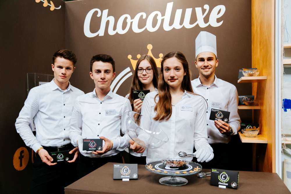 Team Chocoluxe